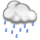 Light Rain / Wind